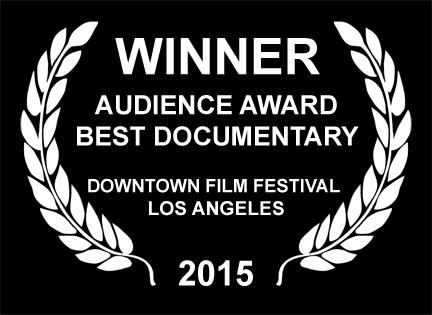 Downtown Film Festival Los Angeles Audience Award Laurels
