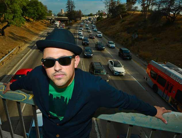 Xavi above Interchange